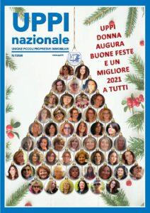 Copertina rivista UPPI 2020
